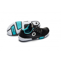 Women's FIT BLACK/LT.TEAL/WHITE