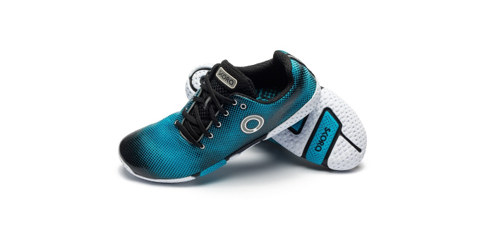 Men's FIT CYAN/BLACK/WHITE
