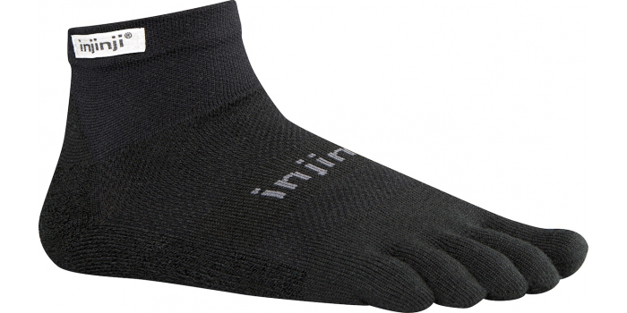 RUN LIGHTWEIGHT MINI-CREW BLACK