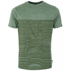 Pally'Hi T-Shirt Peacemaker - Heather Moss