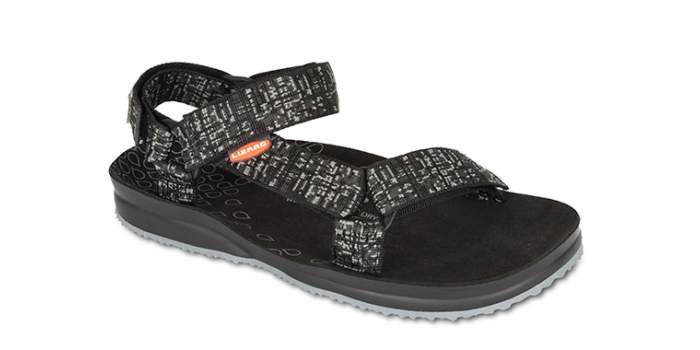 Creek IV Sandalo Map Grey