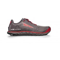 ALTRA Superior 4 - Gray / Red (M)