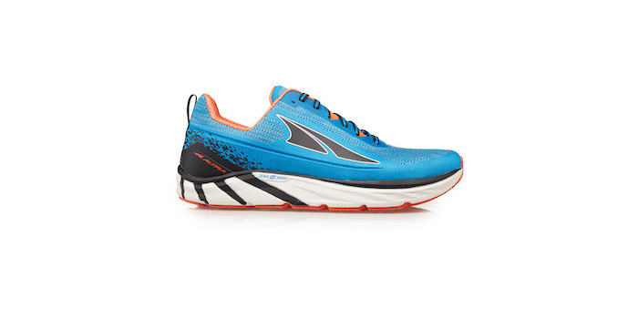 ALTRA Torin Plush 4 - Blue / Orange (M)