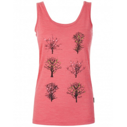 Pally'Hi Tank Top Blooming Tale - Raspberry